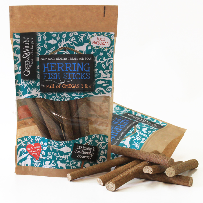 Herring Fish Sticks