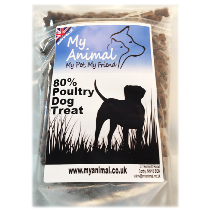 Chicken Treats for Dogs - My Animal