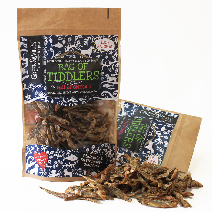 Bag of Tiddlers (Dog Treats)