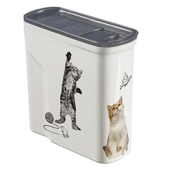 Small Cat Food Storage 6L