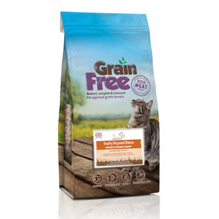 Complete Chicken Grain Free Cat / Kitten Food