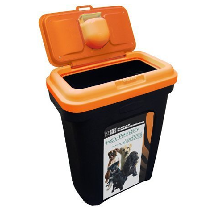 Dog Food Storage Bin Medium 15kg My Animal