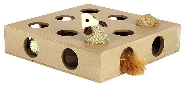 Activity Box Cat Toy