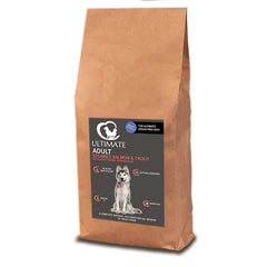 Dry Food Dog Food - with Salmon by Ultimate Dog