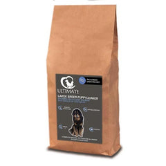 Large Breed Puppy Food - Hypoallergenic Dog Food