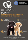 grain free puppy food by ultimate dog - Chicken