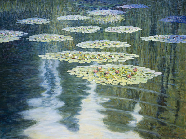 Reflections at Monet's Garden