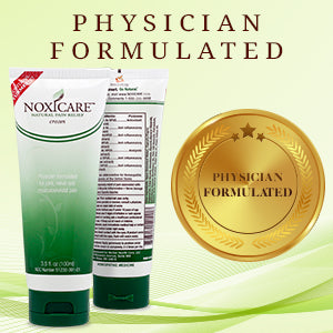 Noxicare all natural pain relief cream