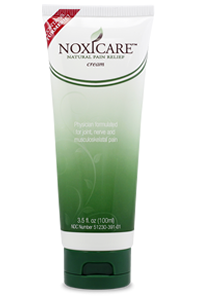 Noxicare™ Natural Pain Relief Cream (3.5 oz. Tube)