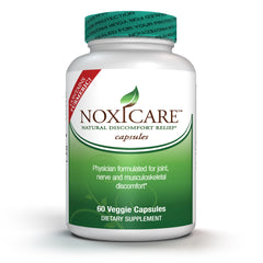 Noxicare Pain Relief Capsules Fall Sale