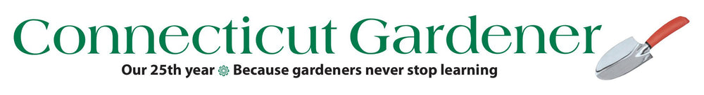Connecticut Gardener magazine logo