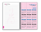 2018 PINK FISH DESIGN Inspirational Christian Daily Weekly Monthly Planner