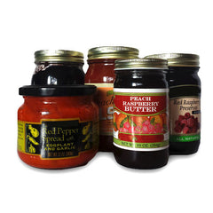 Jams, Jellies, Butters, & Preserves