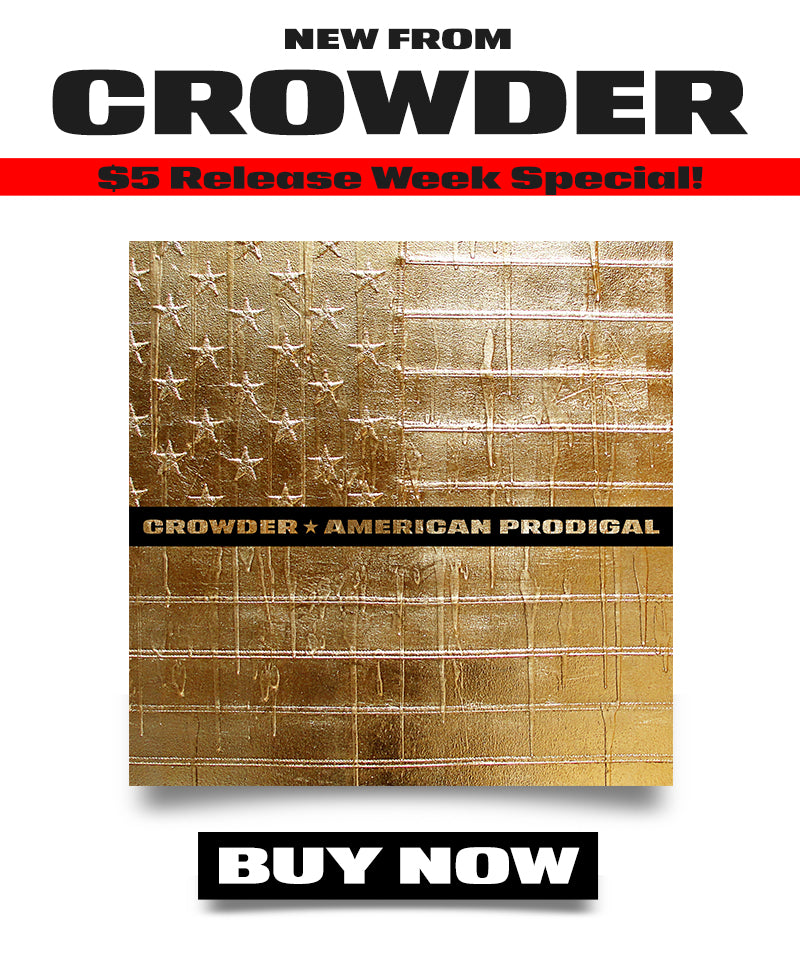 Crowder American Prodigal