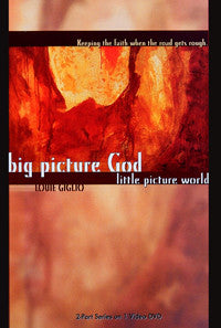 Louie Giglio - Big Picture God