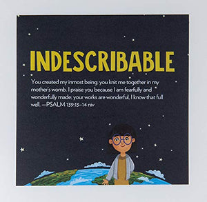 Indescribable Kids Lunchbox Cards