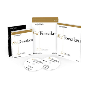 Louie Giglio - Not Forsaken Leader Kit