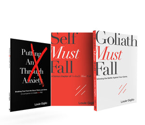 Louie Giglio - Goliath Must Fall Anniversary Bundle