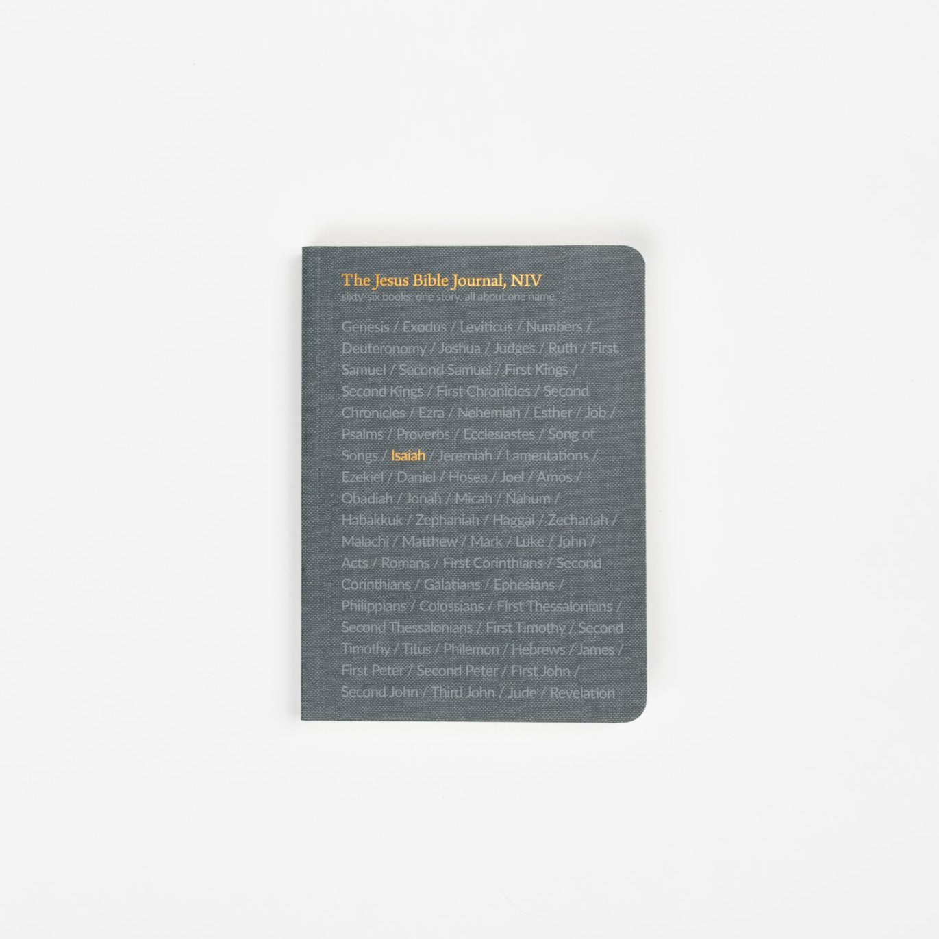 The Jesus Bible Journals - Old Testament / Pre-Order 25% Off