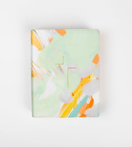 The Jesus Bible - ESV -  Artist Edition Leather