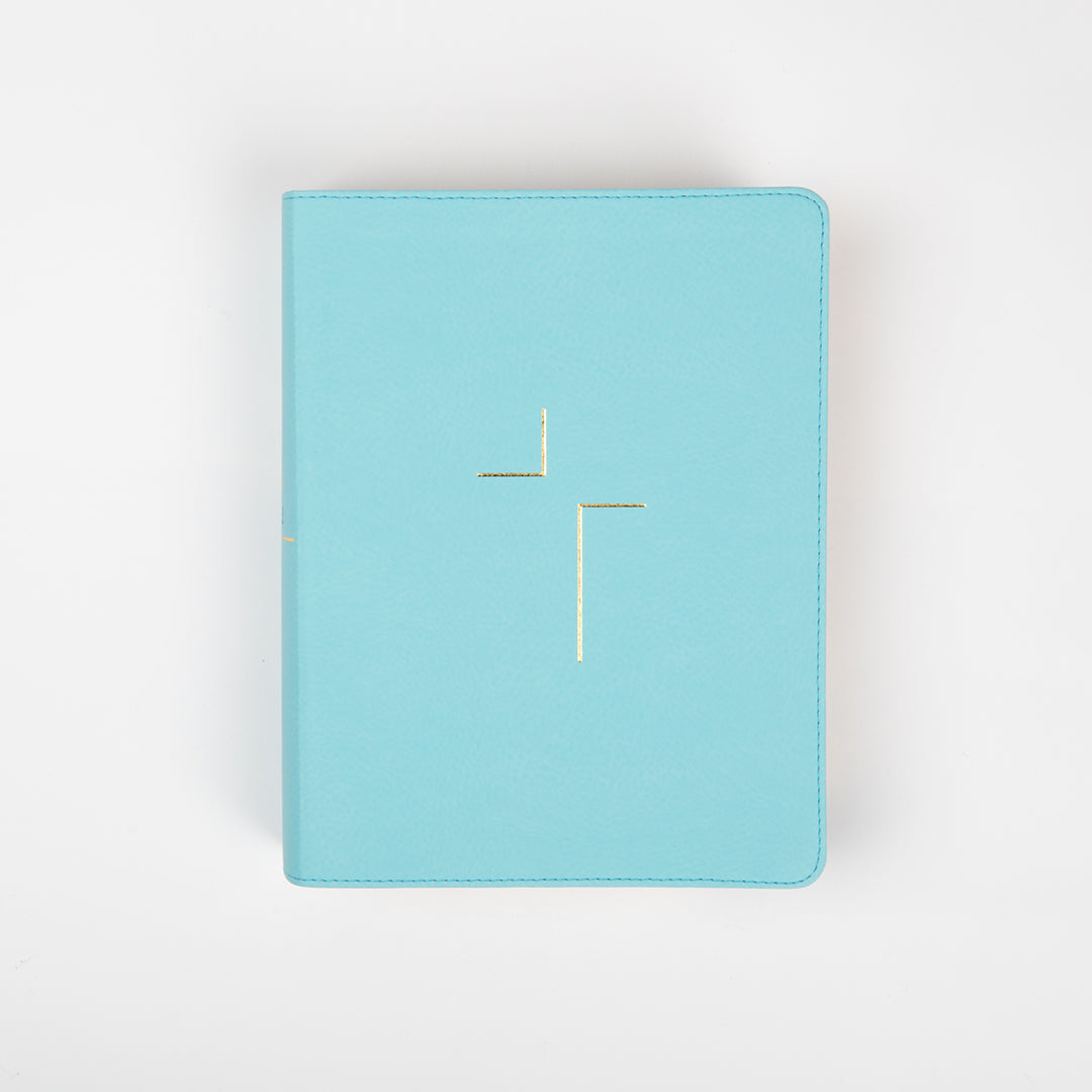 The Jesus Bible - NIV - Blue Leather