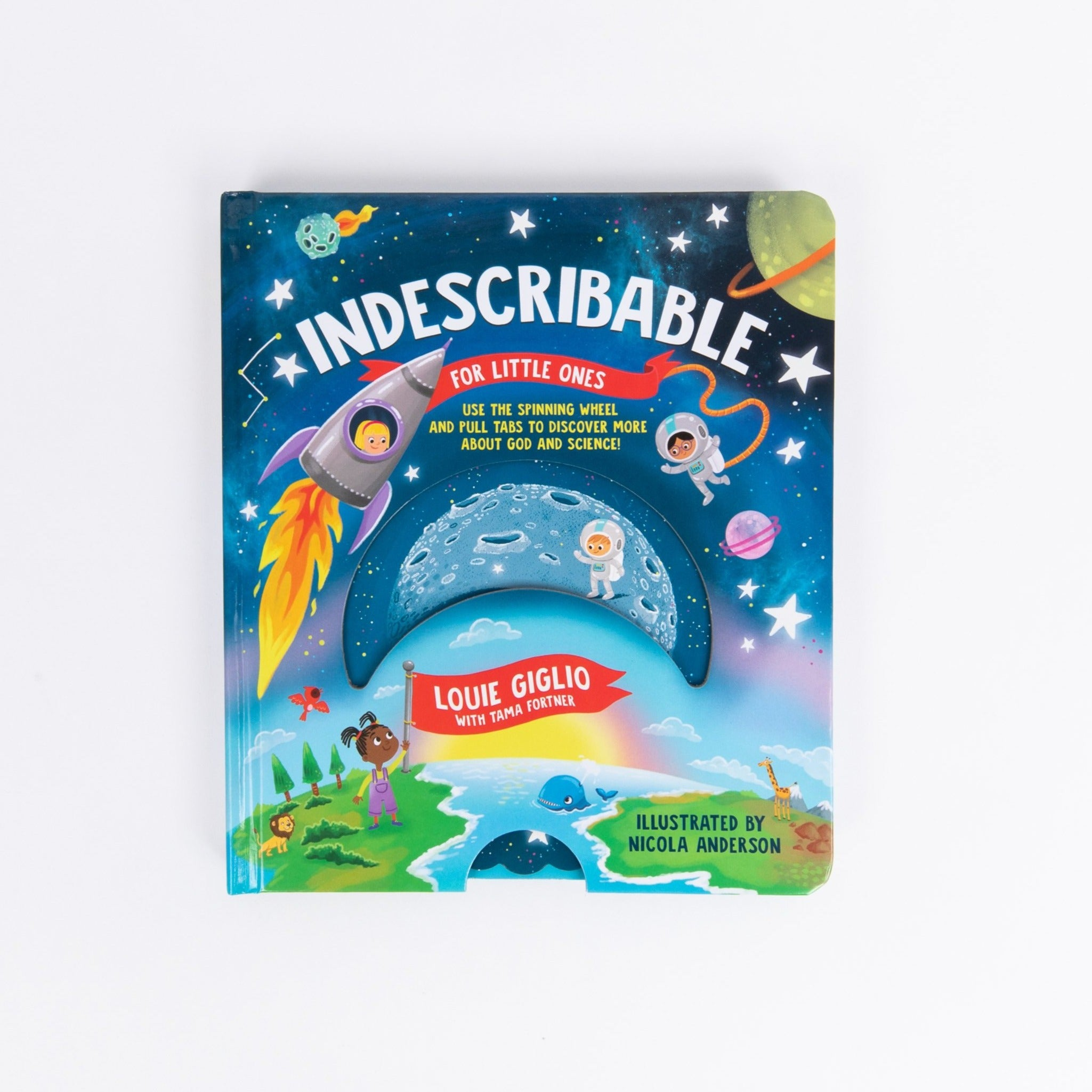 Indescribable for Little Ones - Louie Giglio