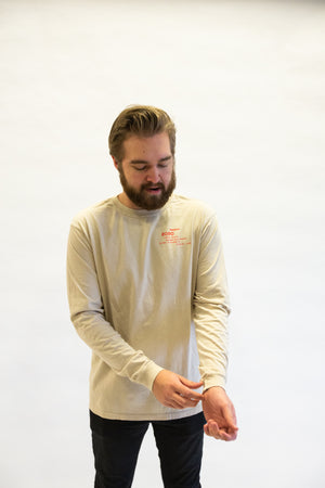 Passion 2020 Tan Long Sleeve