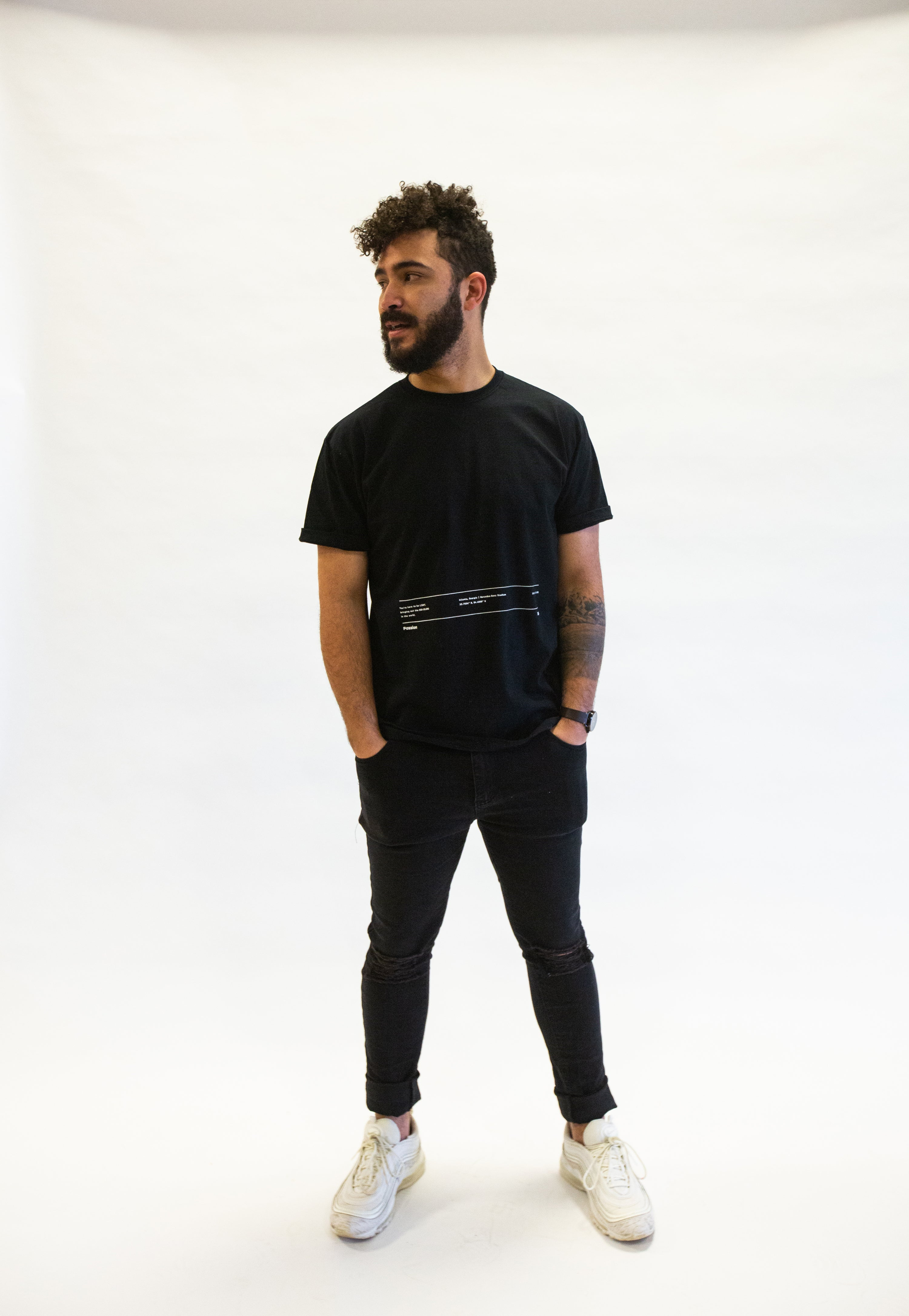 Passion 2020 - Black Short Sleeve