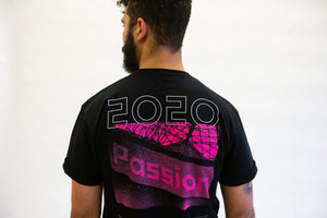 Passion 2020 Black Crewneck