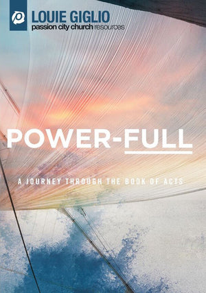 Louie Giglio - Power-Full DVD