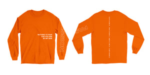 Nothing to Fear Long Sleeve