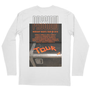 Faith > Fear Tour Long Sleeve Shirt