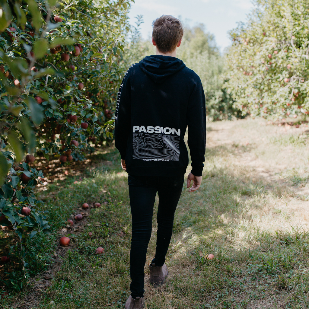 Follow You Anywhere Hoodie