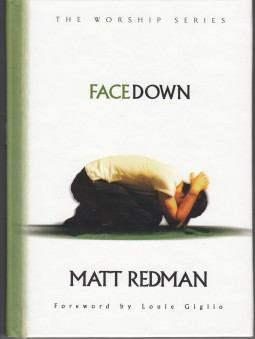 Books - Matt Redman - Facedown Book