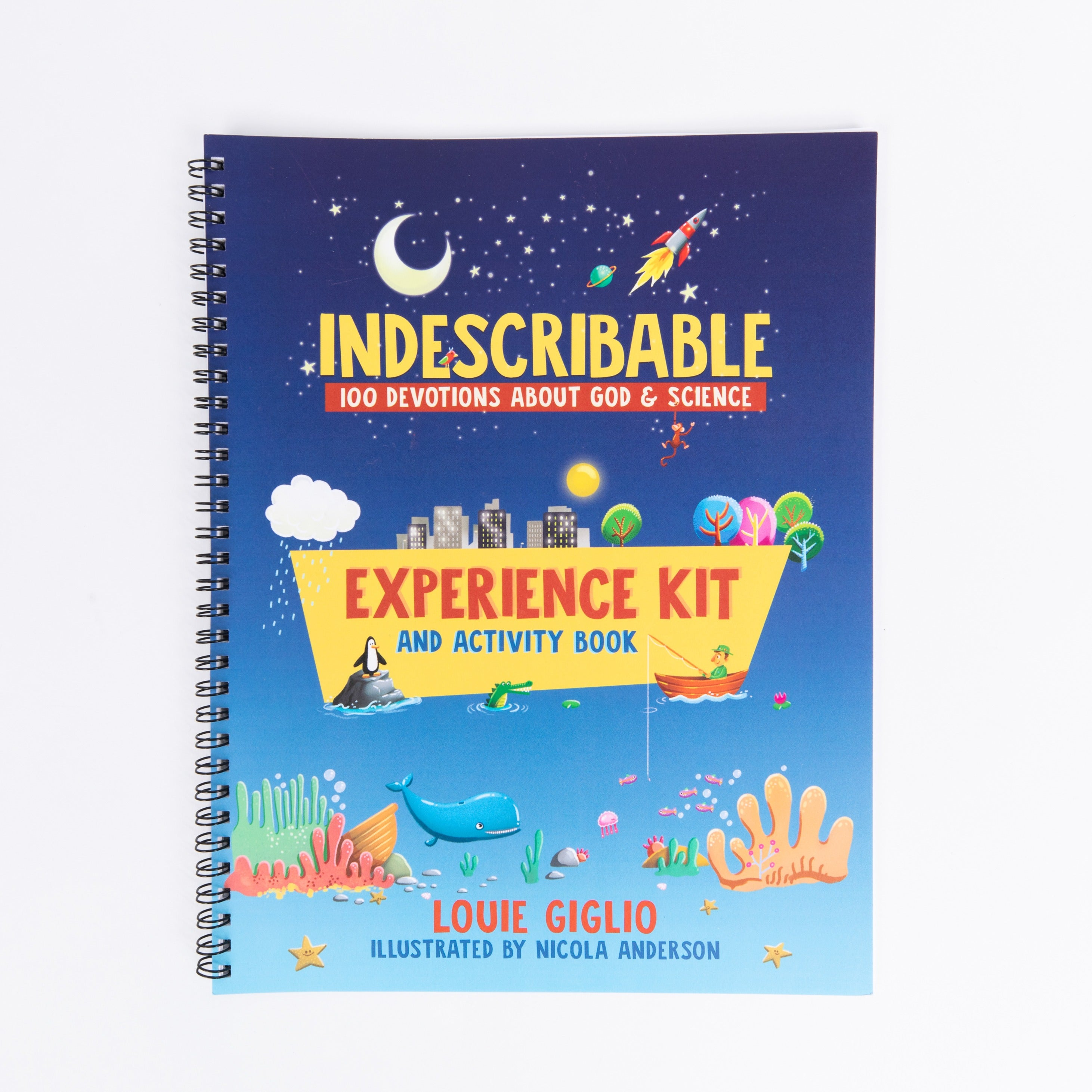 Indescribable: 100 Devotions About God and Science - Experience Kit