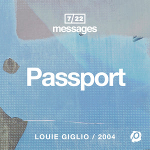 Download - Louie Giglio - Passport Download