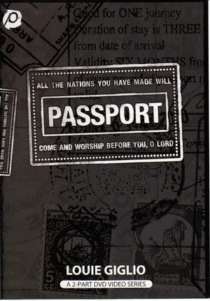 Messages - Louie Giglio - Passport