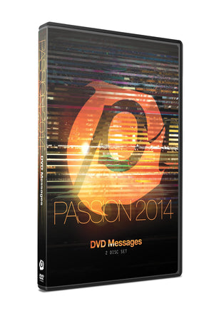 Messages - Passion 2014 - DVD