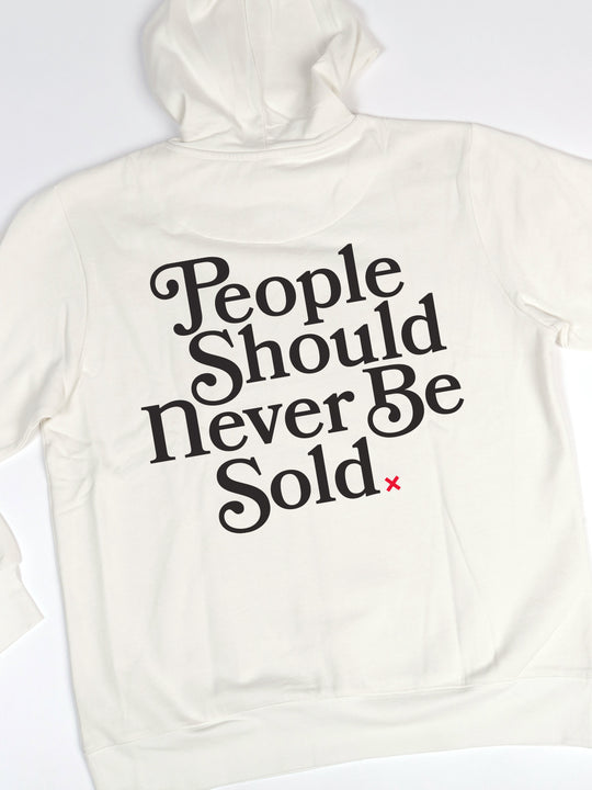END IT - People Should Never Be Sold Hoodie (PREORDER)