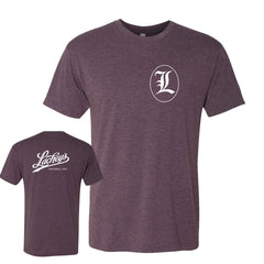 Lachey's Crew Logo Men's Tri-Blend T-Shirt