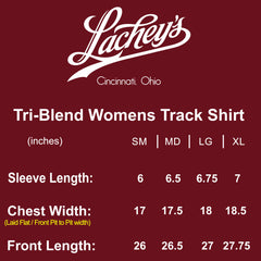Lachey's Drews Awesome Ale Women's Tri-Blend T-Shirt