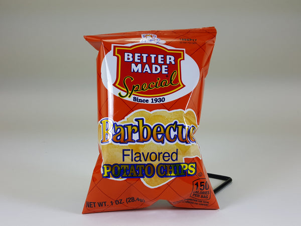 Better Maid Chips - BBQ