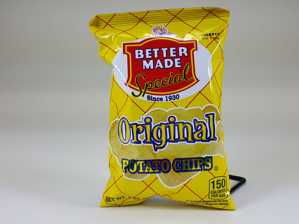 Better Maid Chips - Regular