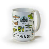 Detroit Things Coffee Mug
