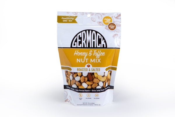 Germack Honey and Toffee Nut Mix