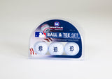 Detroit Tigers Golf Ball & Tee Set