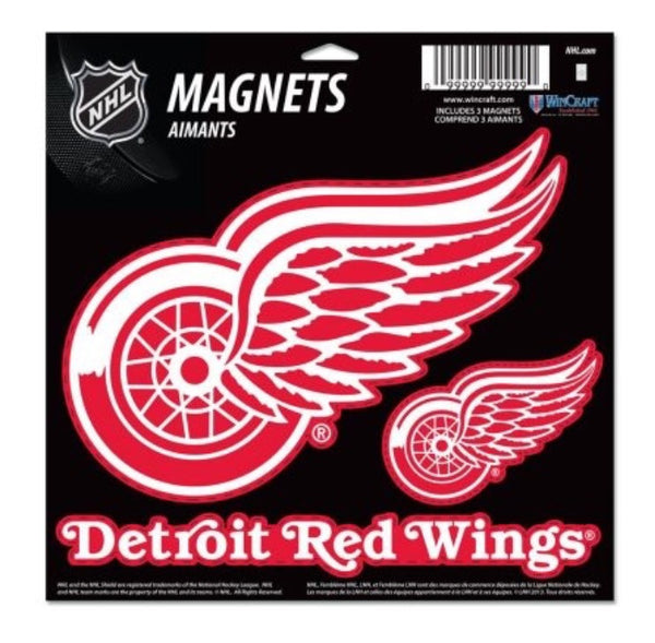 Detroit Red Wings Magnets