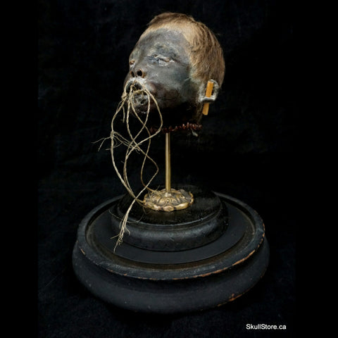 Shrunken Head, Child