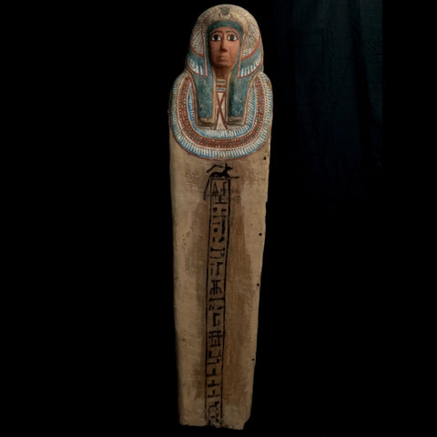Ancient Egyptian Child Sarcophagus Lid