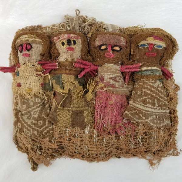 Pre-Columbian Chancay Textile Family